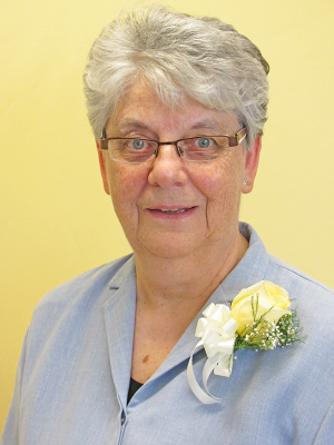 Sister Claudette Gallant